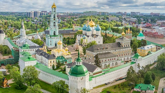 Full-day Sergiev Posad private tour by car