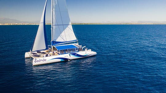 Adults Only Catamaran Cruise Sodade