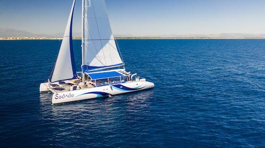 Adults-Only Catamaran Cruise Sodade