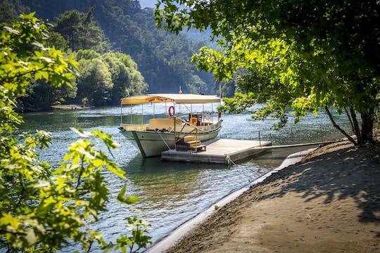 Bootsfahrt im geheimen Tal und Göcek
