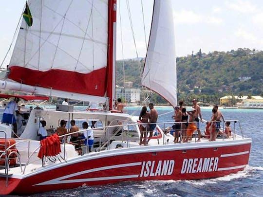 Montego Bay Sail & Snorkel Catamaran Cruise