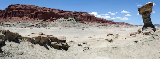 Ischigualasto Provincial Park guided tour
