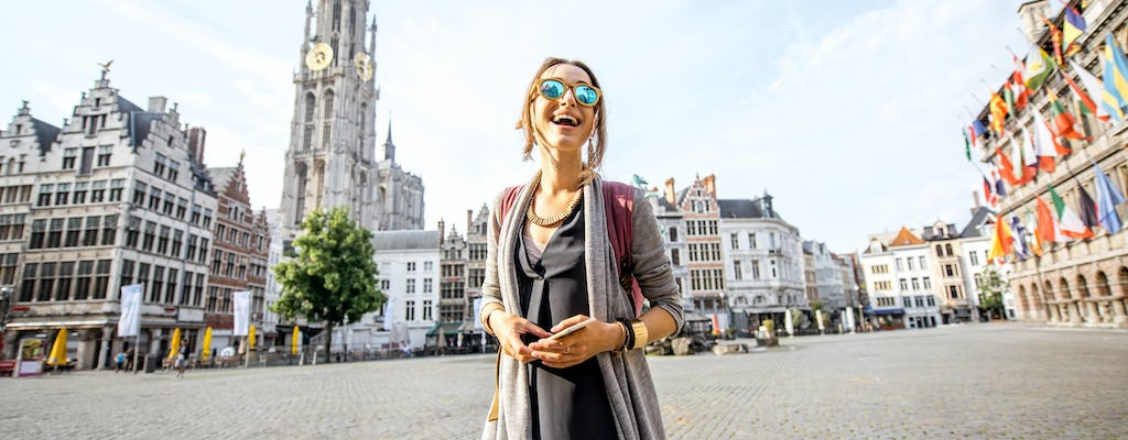 Private Walking Tour Historic in Antwerp