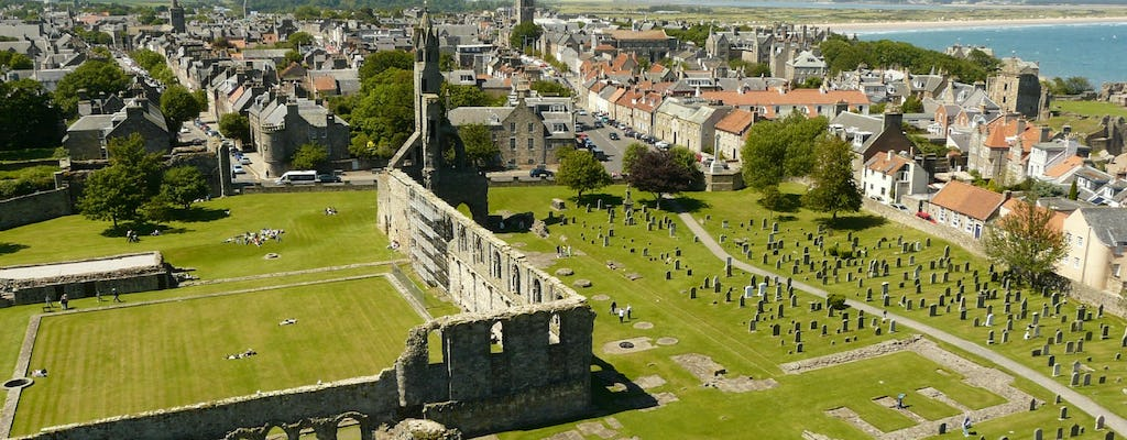 St Andrews and the Fishing Villages of Fife small-group day tour