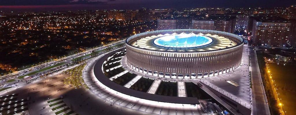 Tour privato della città di Krasnodar