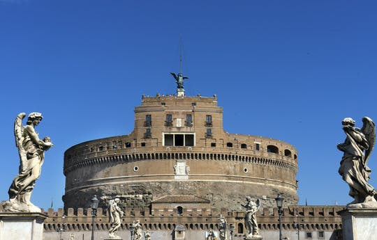 Castel Sant'Angelo tour with fast-track access