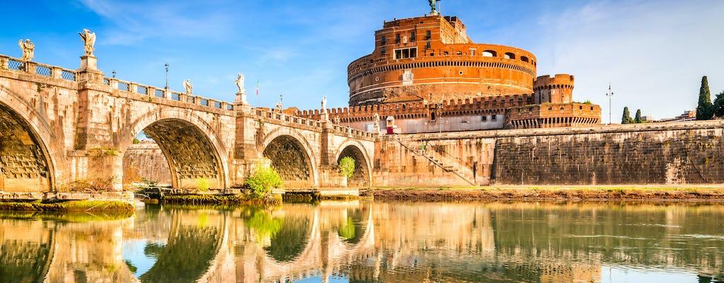 Tajna wycieczka do Castel Sant'Angelo z szybkim dostępem