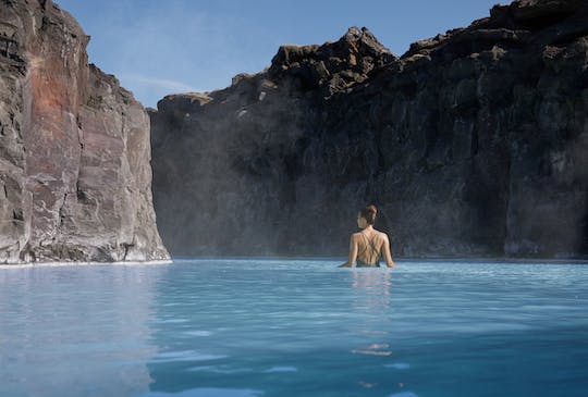Retreat Spa in de Blue Lagoon