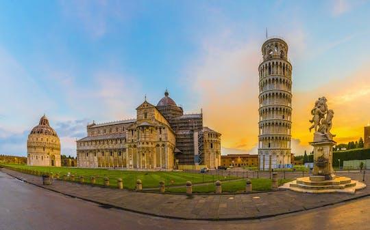 Экскурсии из Специи до Пизы и Пизанской башни