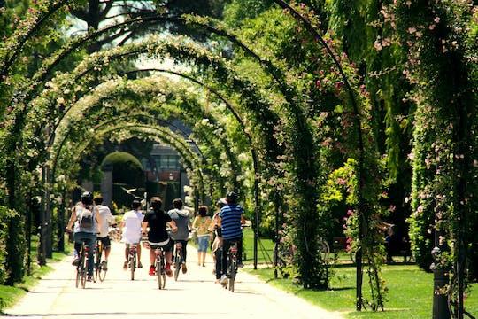 Мадрид зеленый велосипедный тур
