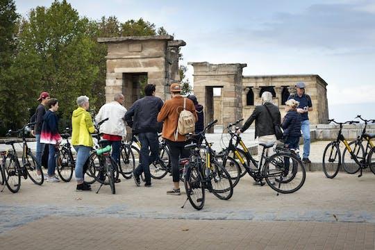 Мадрид мозаика e-велосипед тур