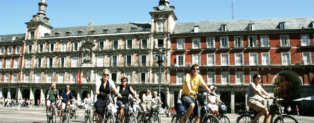 Recorrido en bicicleta por lo más destacado de Madrid