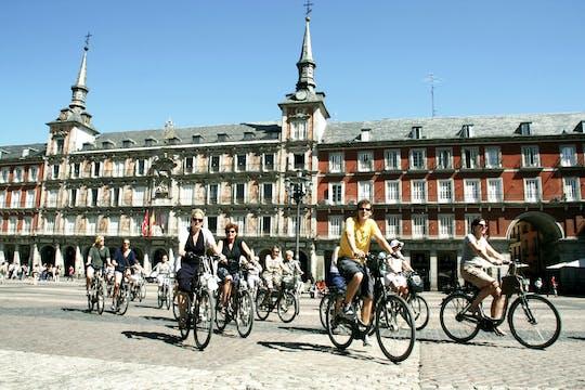 Мадрид обзорная экскурсия на велосипеде
