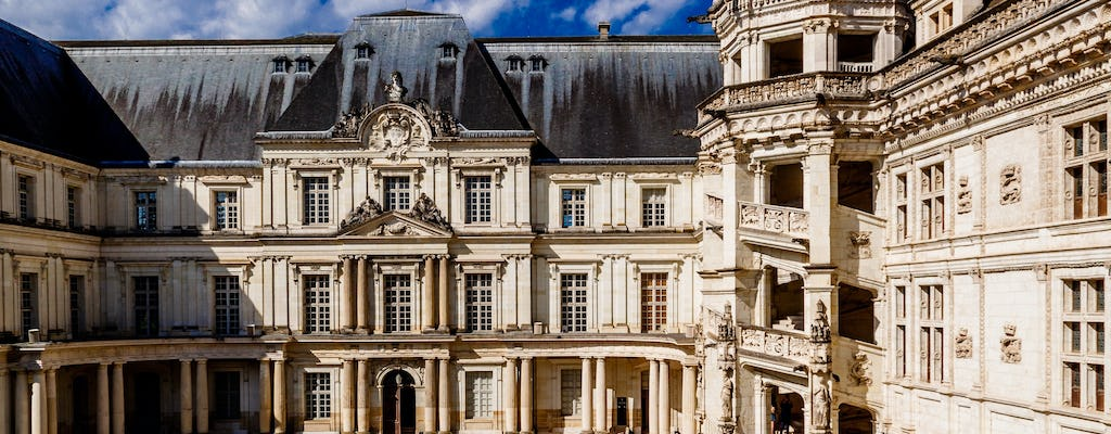 Château de Blois skip-the-line ticket