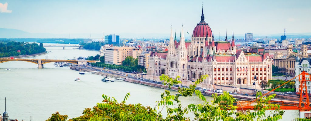Budapest unlimited self-guided tours