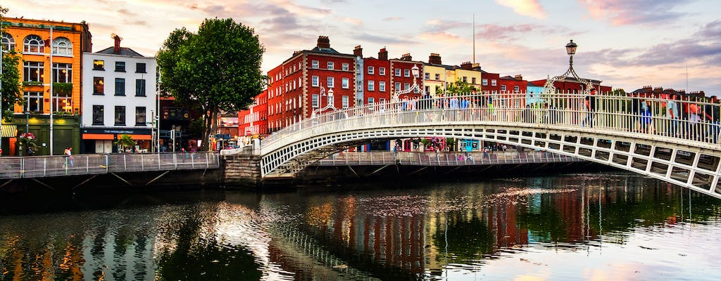 Dublin unlimited self-guided tours