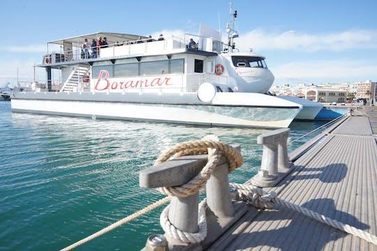 Catamaran excursion departing from Valencia