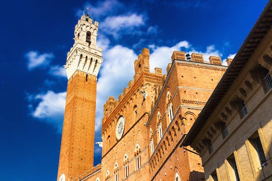 Siena half-day private tour