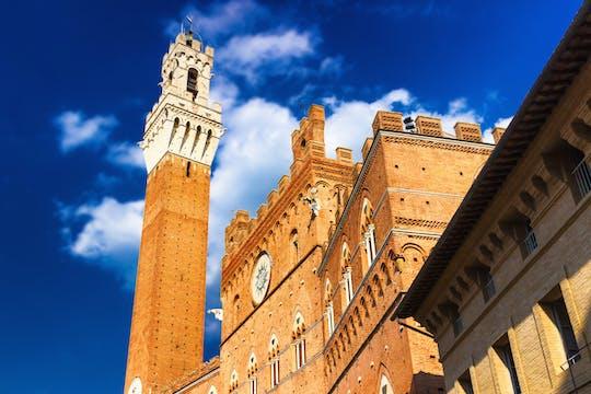 Półdniowa prywatna wycieczka po Sienie