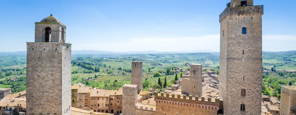 Esperienza privata a San Gimignano