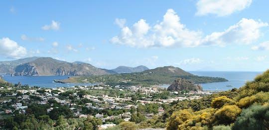 Lipari and Vulcano mini-cruise from Taormina