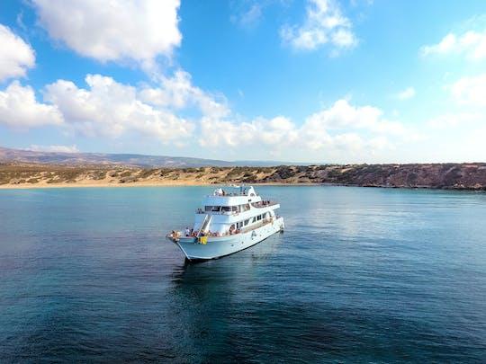 Rejs z Sea Star na Blue Lagoon