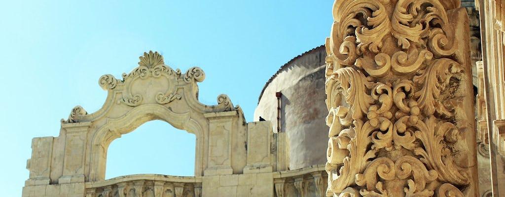 Noto - Tellaro e Marzamemi tour da Taormina