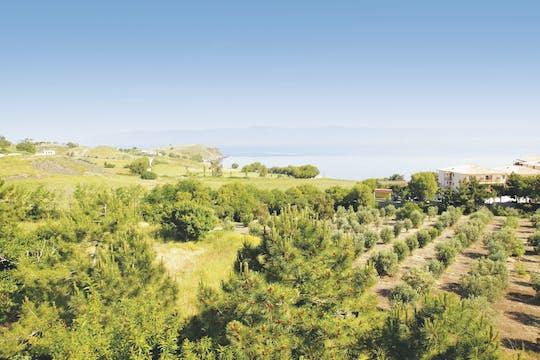Excursion en 4x4 dans l'ouest de Lesbos