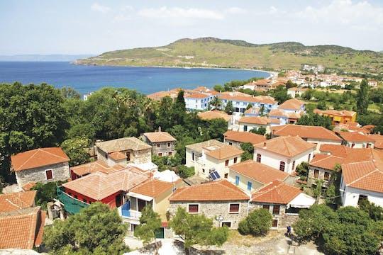 Visite du sud de Lesbos
