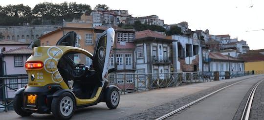 Тур Порто-Риверсайд на электрическом автомобиле с GPS-путеводитель