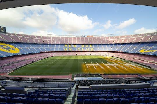 Barcelona Fun - Camp Nou Stadium Tour and Barcelona Zoo