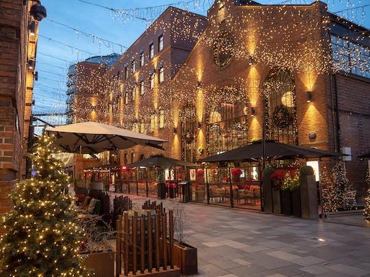 Частные достопримечательности и пешеходная экскурсия по Рождественским рынкам Осло