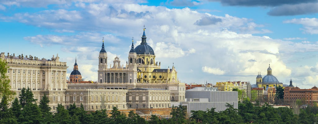 Madrid visite guidate illimitate