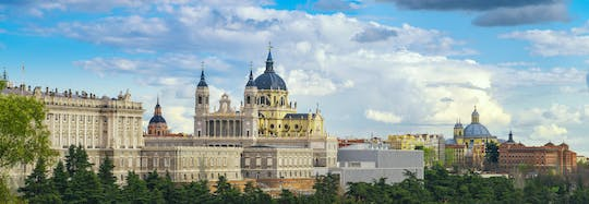 Madrid unlimited self-guided tours