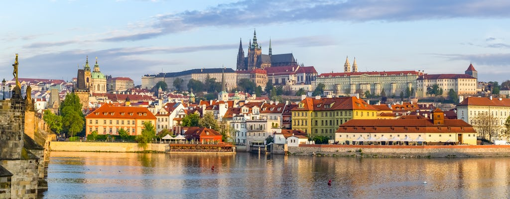 Prague unlimited self-guided tours