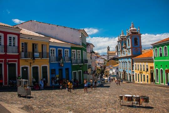 Сальвадор экскурсия с обедом