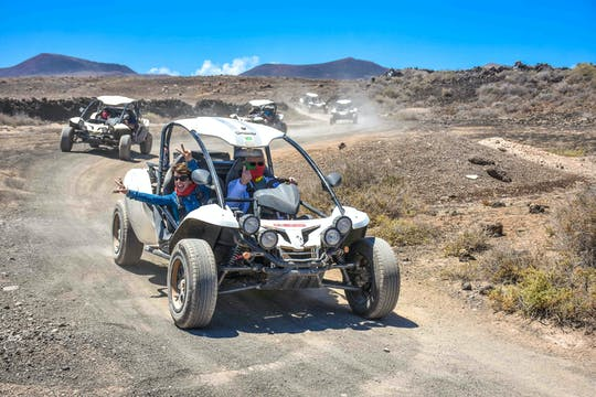 Dünenbuggy-Tour in Corralejo