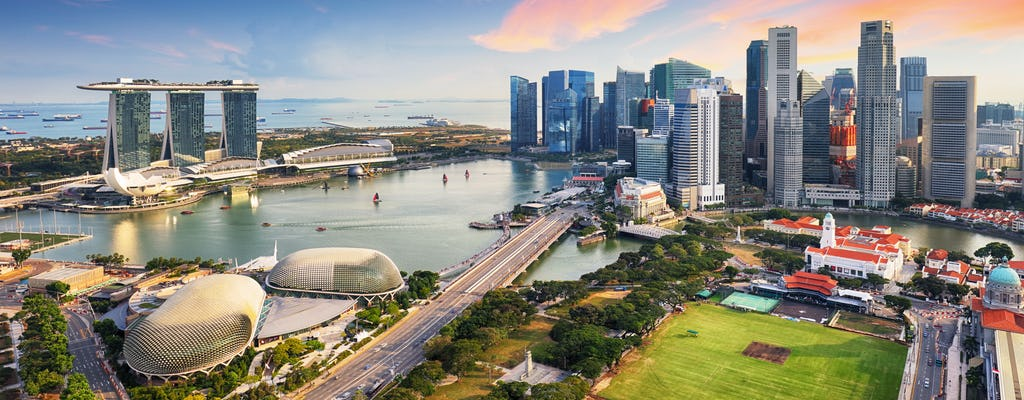 Singapore unlimited self-guided tours
