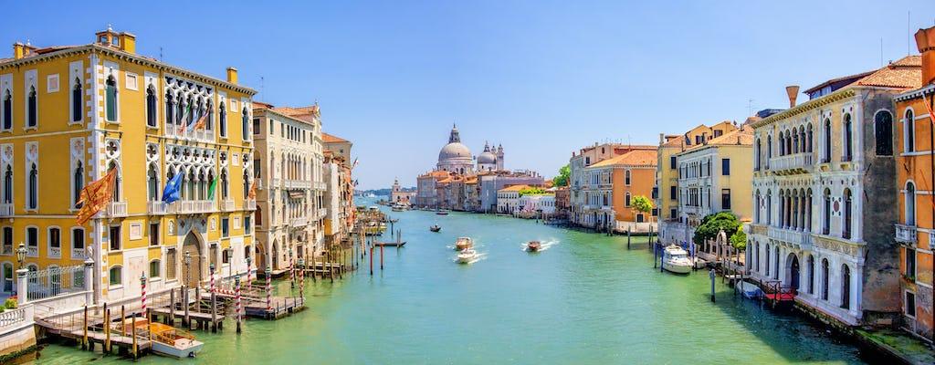 Tour autoguidati illimitati a Venezia