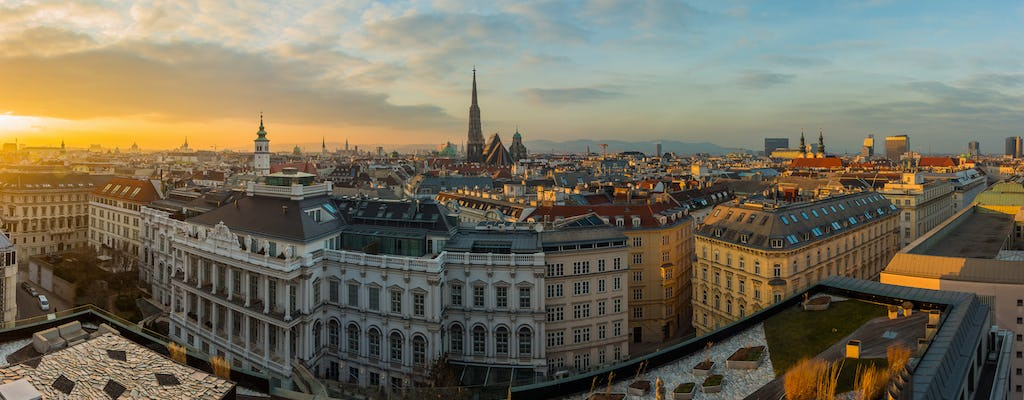 Vienna unlimited self-guided tours