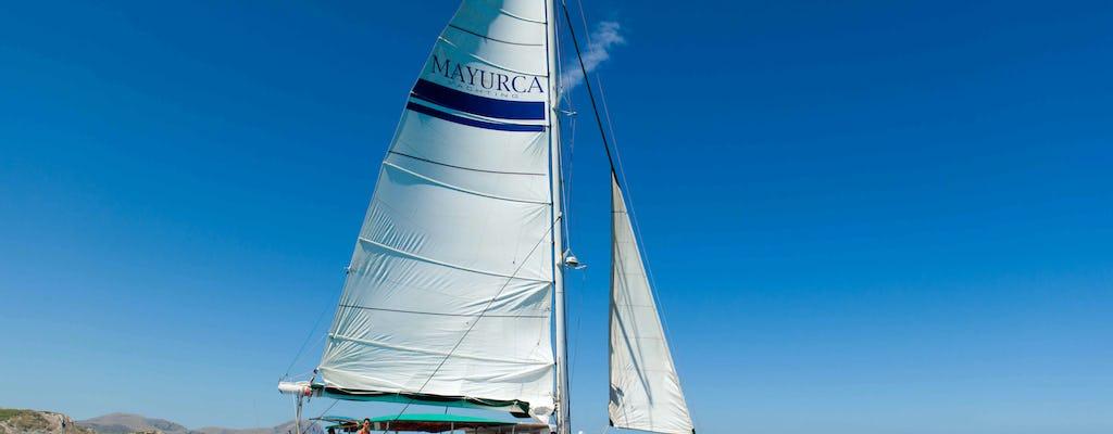 Mediterraneum Catamaran Cruise with Transport
