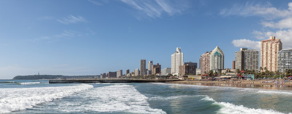 Durban: half-day city tour of the top sights