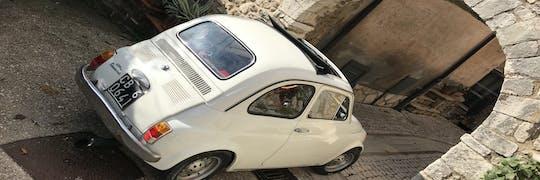 Roman hills vintage car tour with lunch