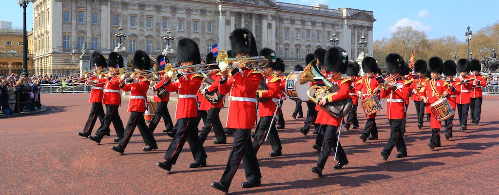 Tour di Buckingham Palace e Royal Afternoon Tea a Browns
