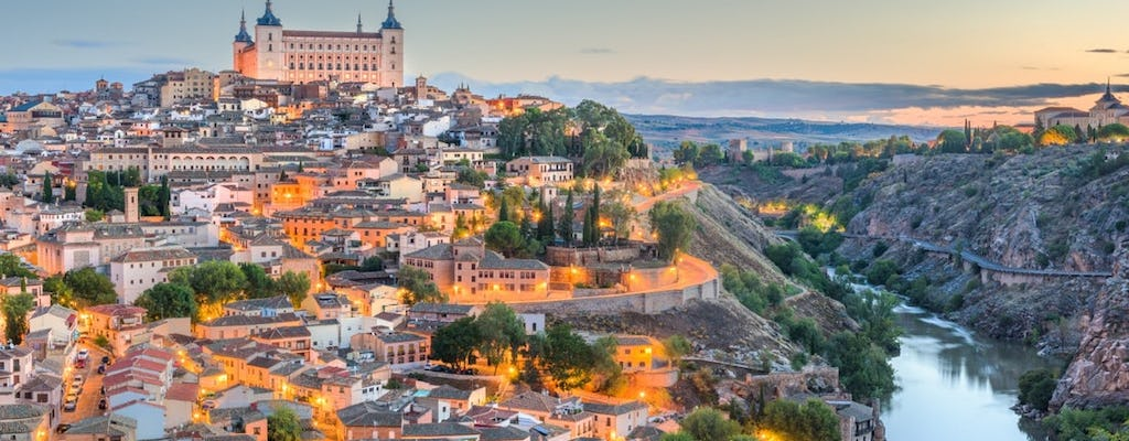 Toledo and Cuenca from Madrid full-day tour