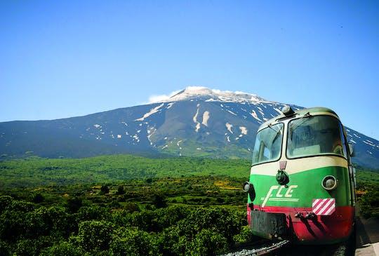 Tour de l'Etna et Alcantara de Taormina