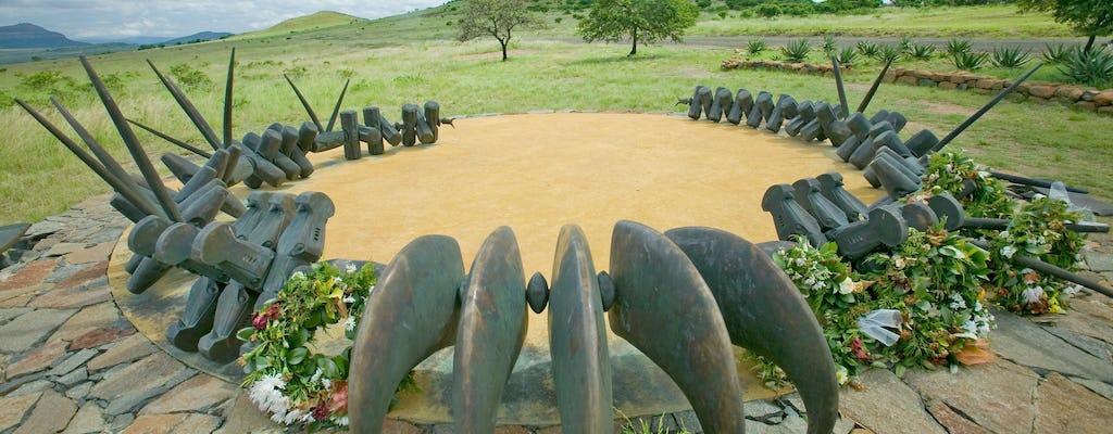 Isandlwana i Rorke's Drift Battlefields całodniowa wycieczka z Durban