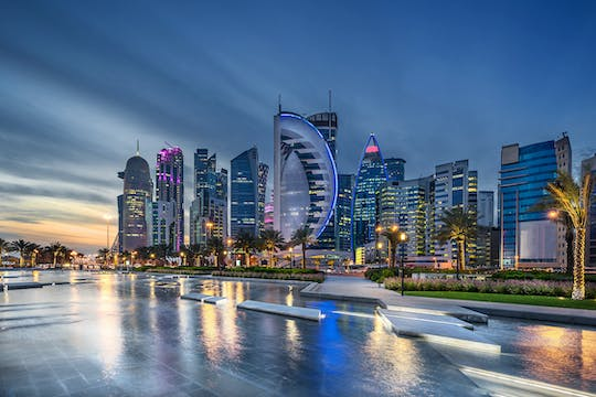 Airport transfer to and from Doha