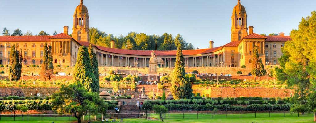 Pretoria half-day city tour