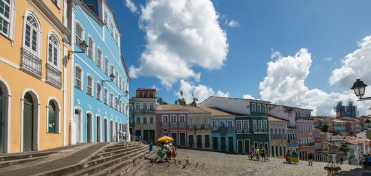 Pelourinho guided tour